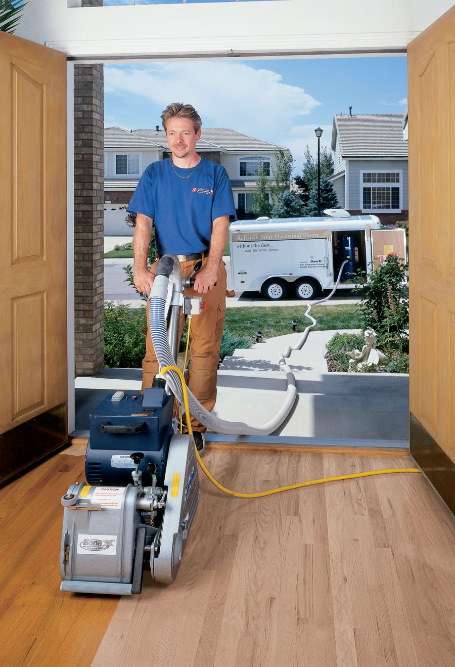 Renew Refinish Types - How to refresh hardwood floors