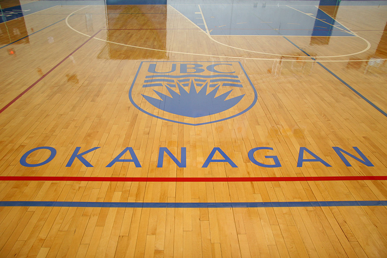 Services commercial sports floors for Hardwood floors kelowna