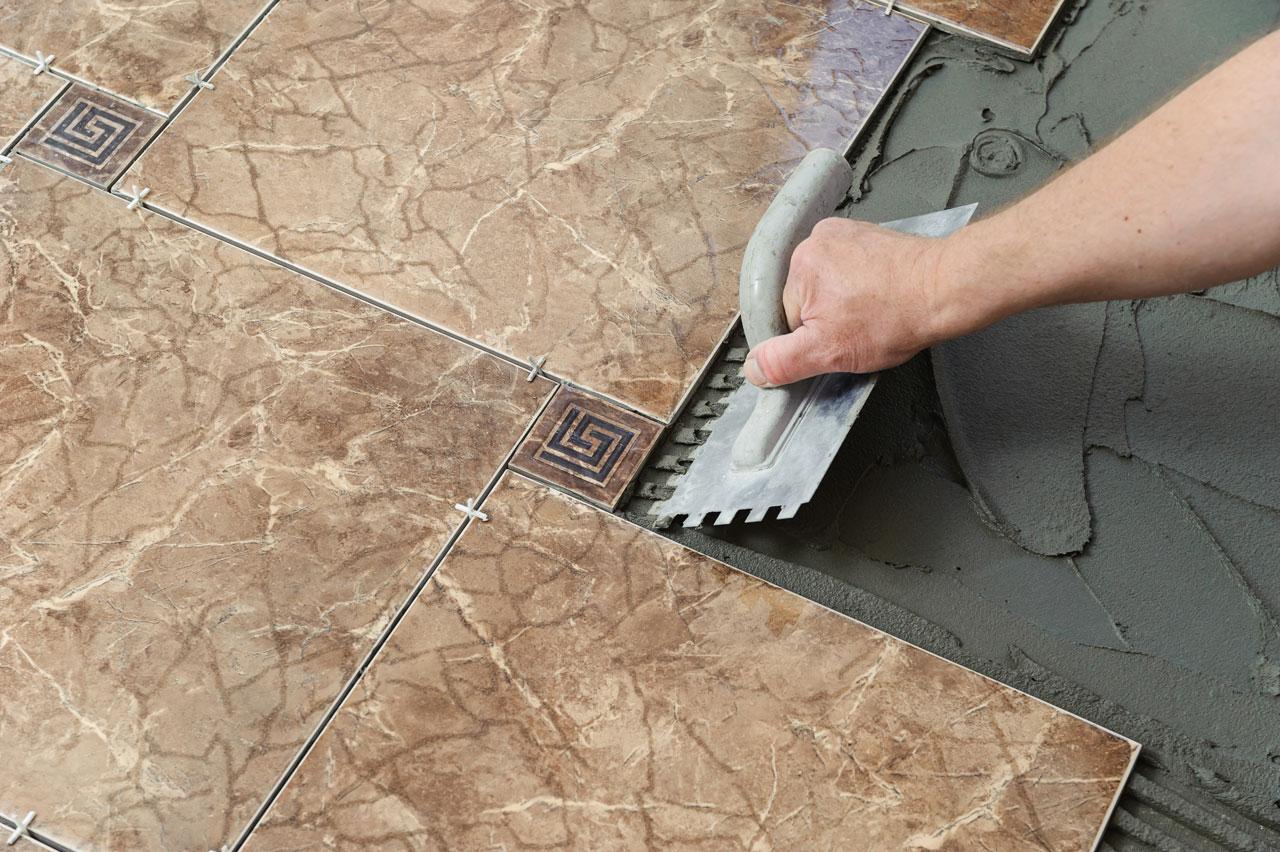 Tile Installation | Okanagan Hardwood Flooring